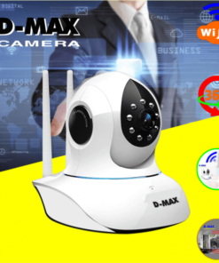 Camera WiFi Dmax 360 Full HD 1080P
