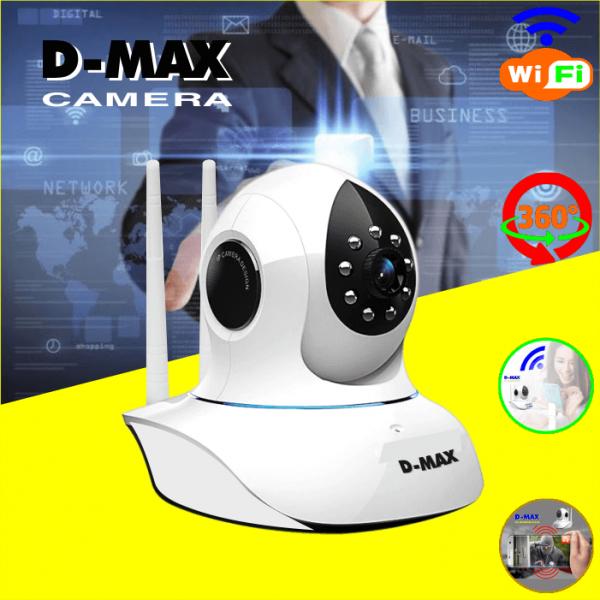 Camera WiFi Dmax 360 Full HD 1080P
