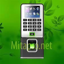 Máy chấm công Kiểm Soát cửa bằng Vân tay + cảm ứng Mita F09